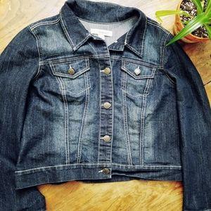 🍂Nine West Vintage America Denim Jacket Med